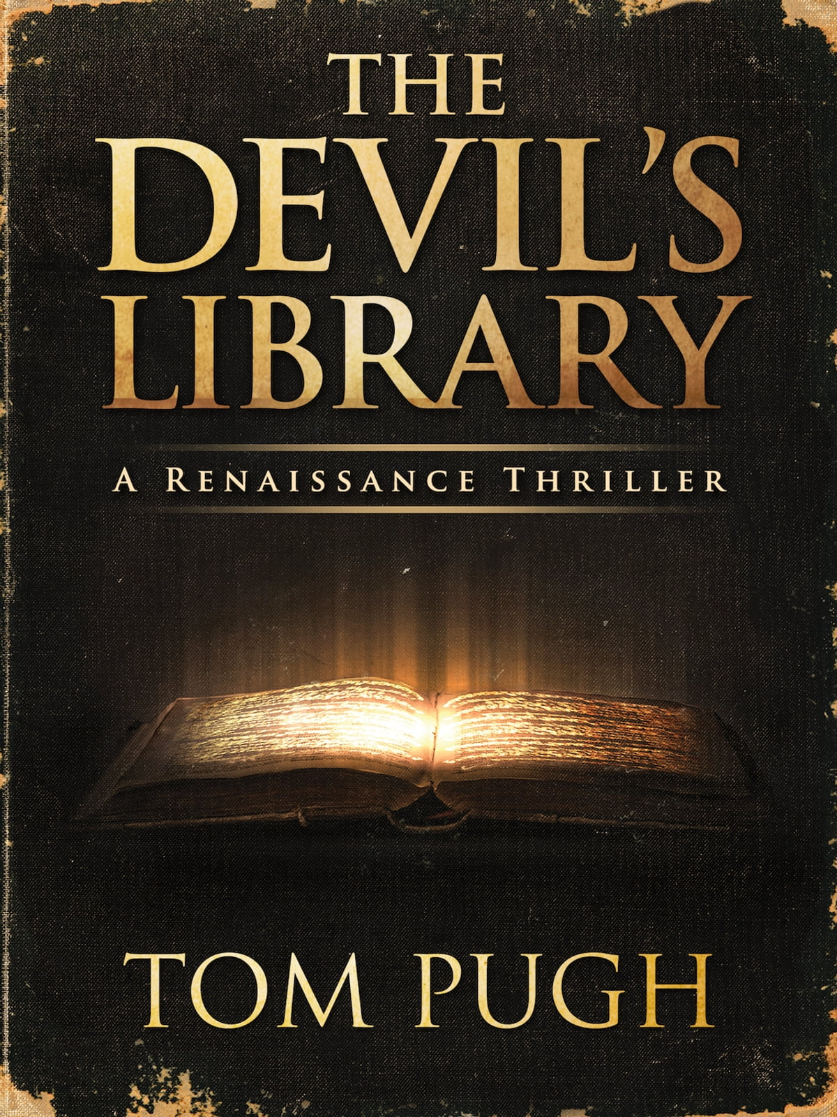 The Devil's Library Ebook By Tom Pugh