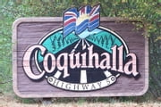 THE COQUIHALLA - B.C.'s INSULT TO ROAD BUILDING ebook by Ted Campbell