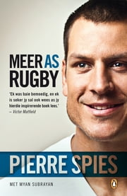Meer as Rugby ebook by Pierre Spies