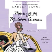 Marriage on Madison Avenue audiobook by Lauren Layne