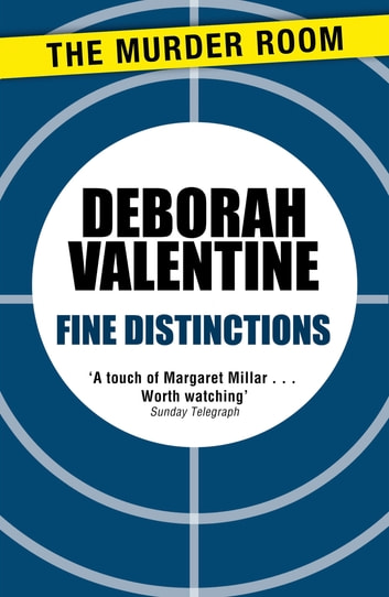 Fine Distinctions ebook by Deborah Valentine