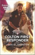 Colton First Responder ebook by Linda O. Johnston