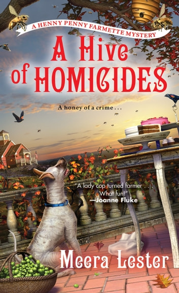 A Hive of Homicides ebook by Meera Lester