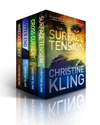 Seychelle Collection Boxed Set Books 1-4 ebook by Christine Kling
