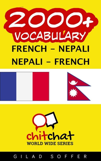 2000+ Vocabulary French - Nepali ebook by Gilad Soffer