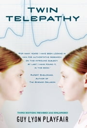 Twin Telepathy ebook by Guy L. Playfair