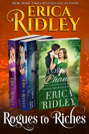 Rogues to Riches (Books 1-3) Box Set - 3 Book Collection ebook by Erica Ridley