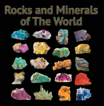 Rocks and Minerals of The World - Geology for Kids - Minerology and Sedimentology ebook by Baby Professor