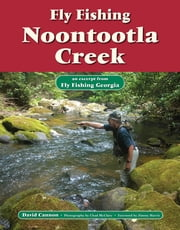 Fly Fishing Noontootla Creek - An Excerpt from Fly Fishing Georgia ebook by David Cannon,Chad McClure