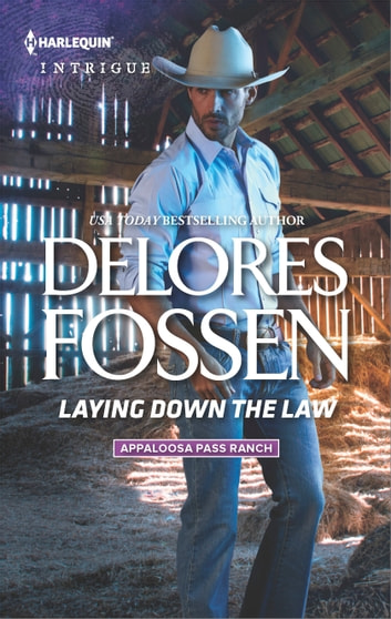 Laying Down the Law ebook by Delores Fossen