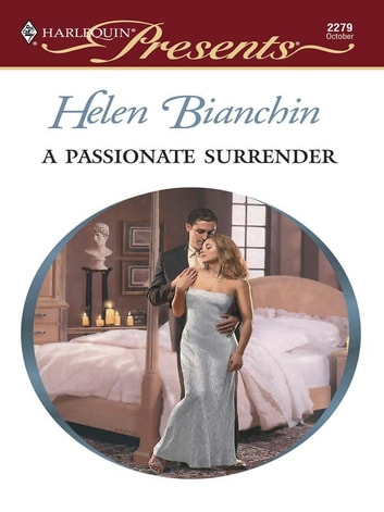 A Passionate Surrender ebook by Helen Bianchin