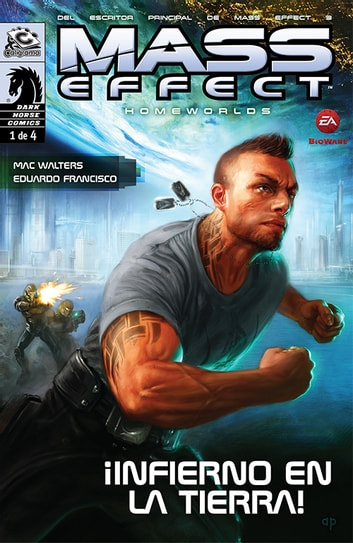 Mass Effect: Homeworlds V1 ebook by Mac Walters,Eduardo Francisco