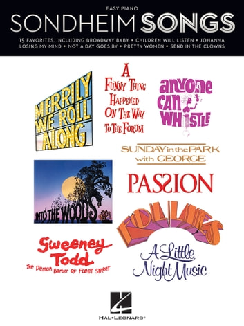 Star wars for beginning piano solo ebook array sondheim songs for easy piano songbook ebook by stephen sondheim rh fandeluxe Images