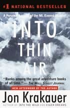 Into Thin Air ebook by
