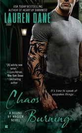 Chaos Burning ebook by Lauren Dane