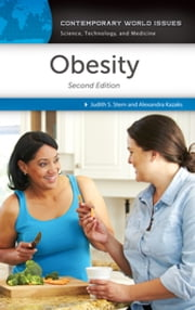 Obesity: A Reference Handbook, 2nd Edition - A Reference Handbook ebook by Judith S. Stern,Alexandra Kazaks