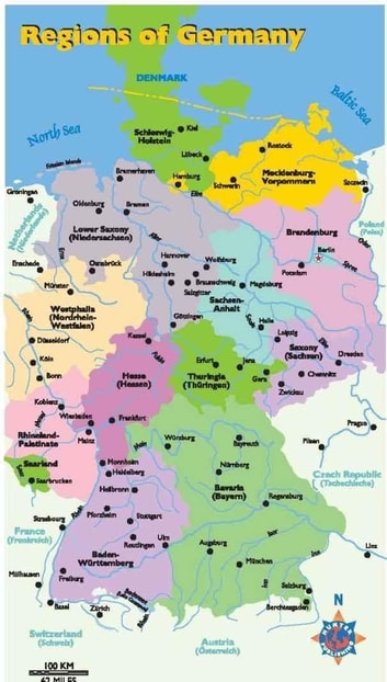 Germanys Rhine Mosel Valleys Mainz Cologne Bonn Trier