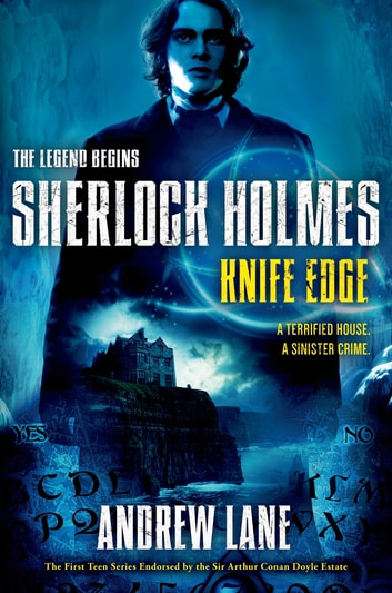Knife Edge ebook by Andrew Lane