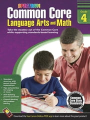Common Core Language Arts and Math, Grade 4 ebook by Kobo.Web.Store.Products.Fields.ContributorFieldViewModel