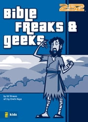 Bible Freaks and Geeks ebook by Ed Strauss