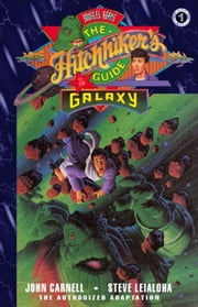 Hitchhiker's Guide to the Galaxy, book 1 ebook by Adams, Douglas