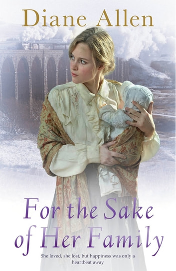 For The Sake of Her Family ebook by Diane Allen