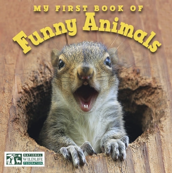 My First Book of Funny Animals (National Wildlife Federation) ebook by National Wildlife Federation