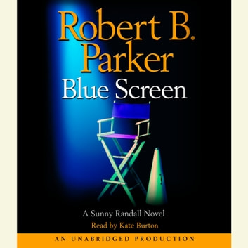 Blue Screen audiobook by Robert B. Parker