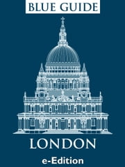 Blue Guide London ebook by Emily Barber