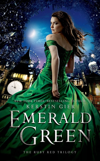 Emerald Green ebook by Kerstin Gier