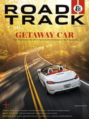 Road & Track - Issue# 1 - Hearst Communications, Inc. magazine