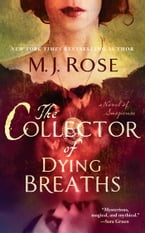 The Collector of Dying Breaths, A Novel of Suspense