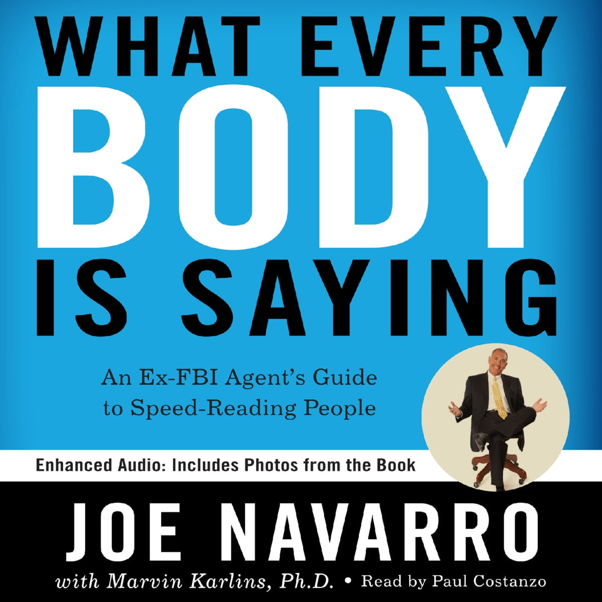 what every body is saying audiobook