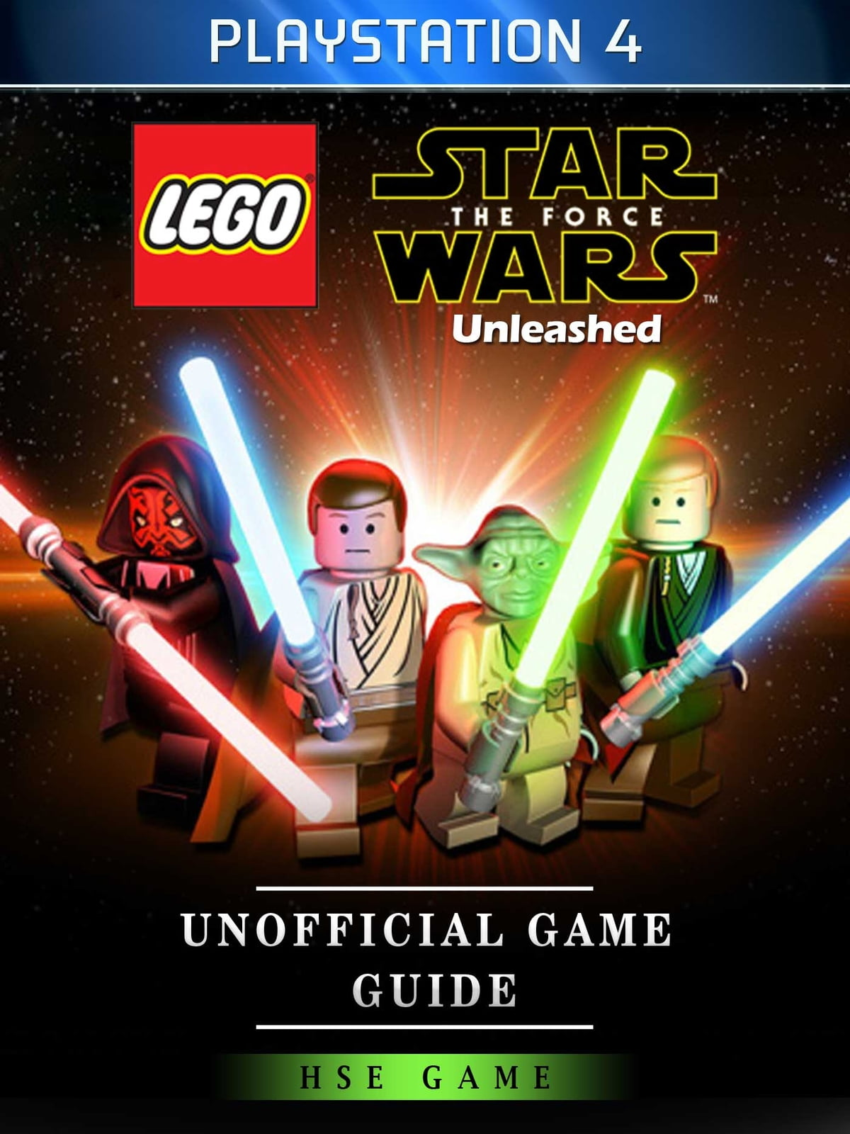 lego star wars the force unleashed playstation 4