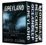 D.U.M.B.s (Deep Underground Military Bases) Ebook Boxed Set - All 4 novels ebook by David Sloma