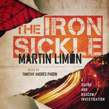 The Iron Sickle audiobook by Martin Limón