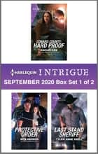 Harlequin Intrigue September 2020 - Box Set 1 of 2 ebook by Rachel Lee, Rita Herron, Tyler Anne Snell