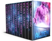 Loving the Alien ebook by V. Vaughn, Tasha Black, Michelle M. Pillow,...