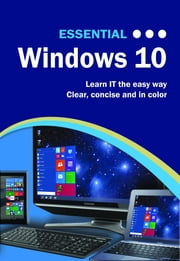Essential Windows 10 ebook by Kevin Wilson