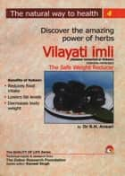 Vilayati Imli (Garcinia Cambogia) - The Safe Weight Reducer ebook by DR.S.H.ANSARI