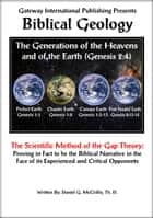 Biblical Geology - The Gap Theory Model of Creation in Light of its Experienced and Critical Opponents ebook by Daniel G. McCrillis Th. D.