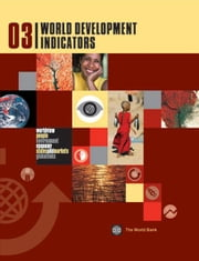 World Development Indicators 2003 ebook by World Bank, Policy