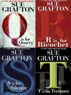 Four Sue Grafton Novels ebook by Sue Grafton