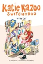 Write On! #17 ebook by