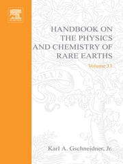 Handbook on the Physics and Chemistry of Rare Earths ebook by K.A. Gschneidner,Jean-Claude G. Bünzli,Vitalij K. Pecharsky