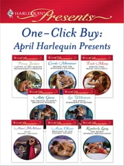 One-Click Buy: April 2009 Harlequin Presents: Captive at the Sicilian Billionaire's Command\Bedded for the Spaniard's Pleasure\Forced Wife, Royal Love-Child\The French Tycoon's Pregnant Mistress\The Boss's Forbidden Secretary\Savas' Defiant Mistress ebook by Penny Jordan, Carole Mortimer, Trish Morey,...