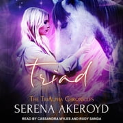 Triad audiobook by Serena Akeroyd