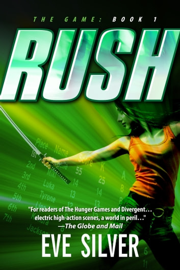 Rush ebook by Eve Silver
