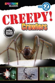 Creepy! Crawlers ebook by Teresa Domnauer