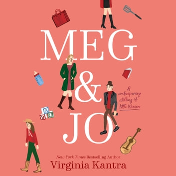 Meg and Jo audiobook by Virginia Kantra